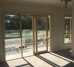 20. Sorrento Timber Awning Window Sliding Door Combination 1