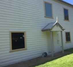 23. Sorrento Timber Fixed Windows