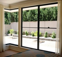 Aluminium Double Hung Window