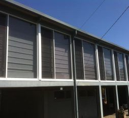 Aluminium Fixed Windows (3
