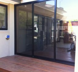 Aluminium Sliding Door 3 Panel