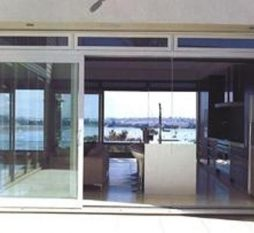 Aluminium Stacker Door