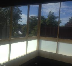 Balwyn Timber Obscure Fixed Windows