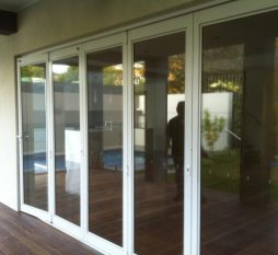 Commercial Aluminium Bifold Doors
