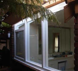 Commercial Aluminium Hooded Garden Window
