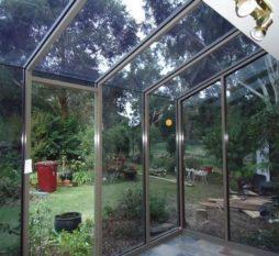 Commercial Aluminium Hooded Garden Window 1