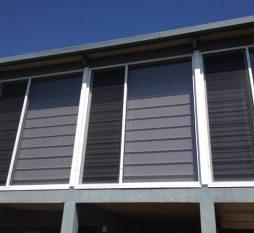 Commercial Aluminium Louvre Windows 2