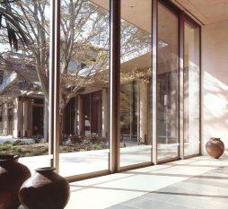 Commercial Aluminium Sliding Door & Fixed Windows