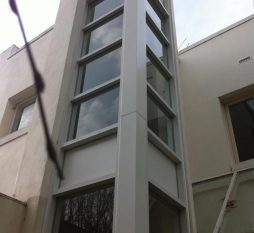 Commercial Aluminium Window