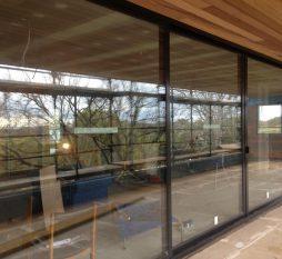 Commercial Sliding Doors 4 Panel 1