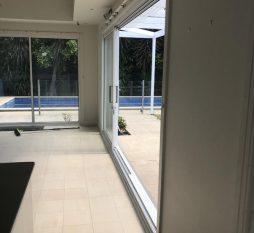 Elsternwick Aluminium Stacker Door 3 Panel