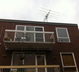 Rosebud Aluminium Sliding Door And Awning Window 2nd Floor