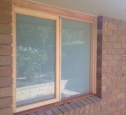 Timber Awning 2 Panel (2