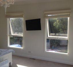 Timber Awning Window 1 Panel