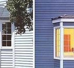 Timber Bay Windows With Colonial Bars