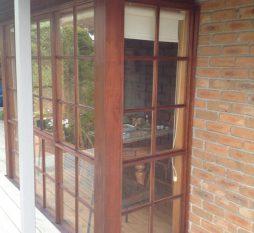 Timber Box Bay Window