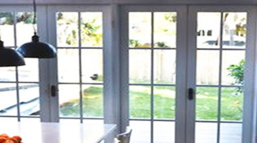 Timber French Doors With Colonial