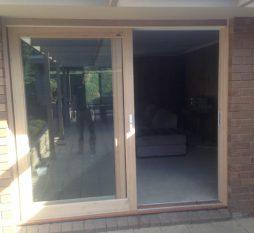 Timber Sliding Door