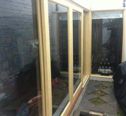 Timber Sliding Door 2