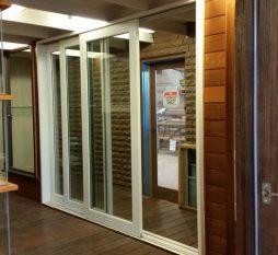 Timber Stacker Door