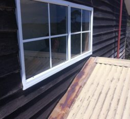 2c After Replacement Aluminium Window Blairgowrie
