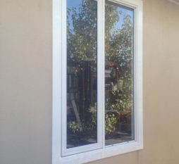 6 After Aluminium Window With Aluminium Architraves