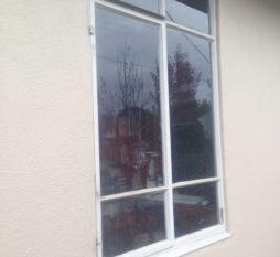 Before Timber window