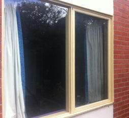7 After Replacement Timber Awning Window