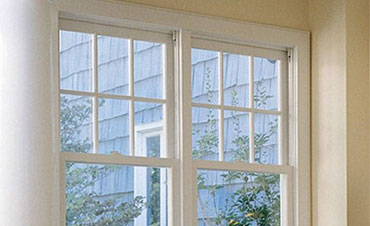 Sashless & Double Hung Windows