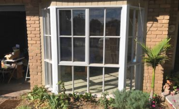 Timber Bay Window