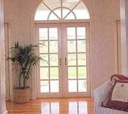 Timber French Doors 5