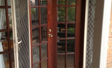 Timber French Doors 7